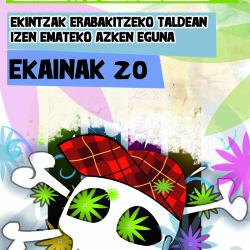 UDAIXE 2014 kartela TXIKI