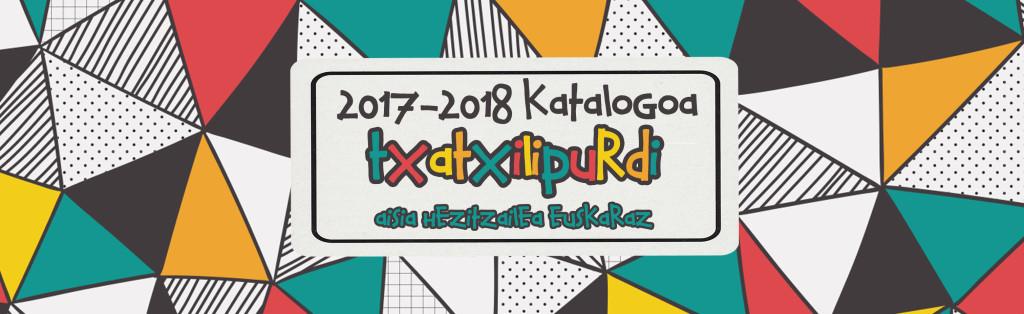 2017-2018 ikasturteko katalogoa zabaldu dugu
