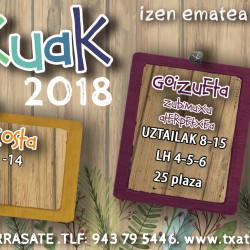 Gehigarria 2018