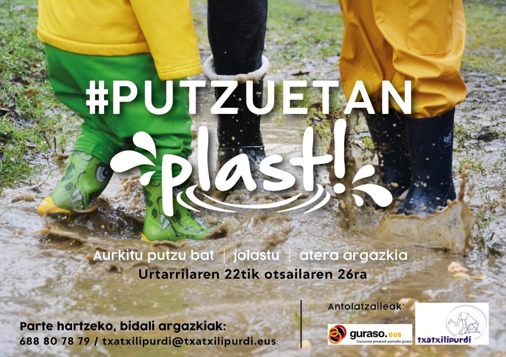 #putzuetan plast!